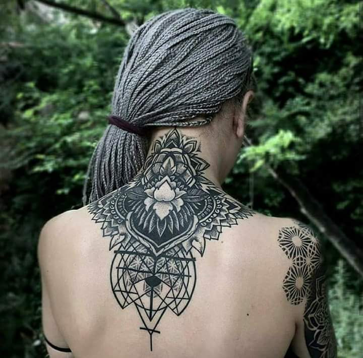 geometric_tattoo